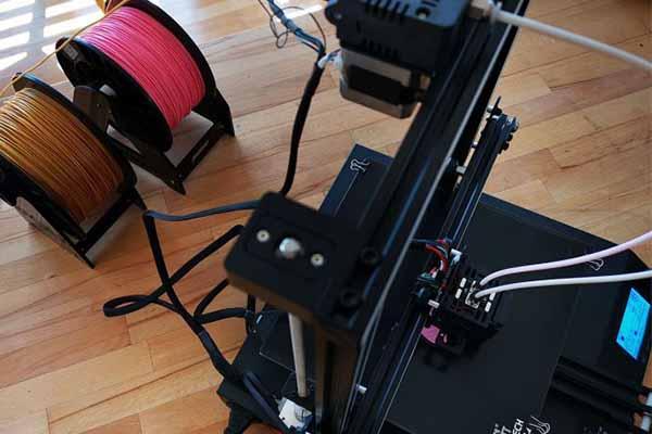 Geeetech A20M 3D Printer Review 2