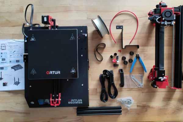Ortur Obsidian 3D Printer Review 2