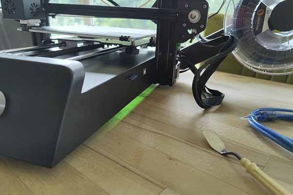 JGAurora 3D Printer Review 2