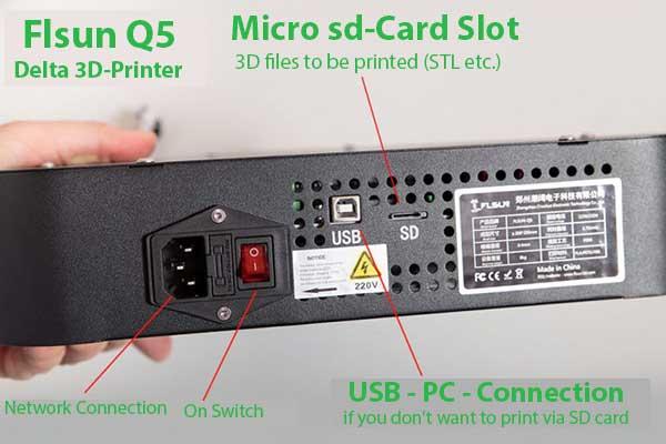 FLsun Q5 Delta 3D Printer Review 37