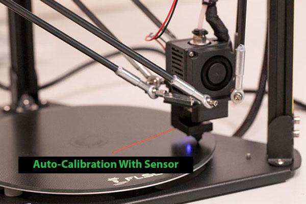 FLsun Q5 Delta 3D Printer Review 39