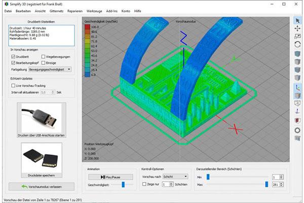 FLsun Q5 Delta 3D Printer Review 45