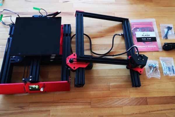 Tevo Flash 3D Printer Review 2