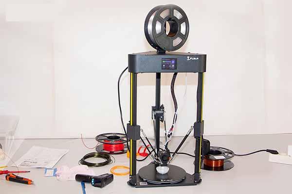 FLsun Q5 Delta 3D Printer Review 3