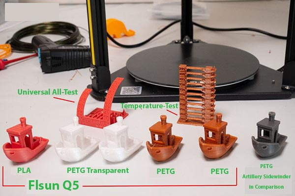 FLsun Q5 Delta 3D Printer Review 61