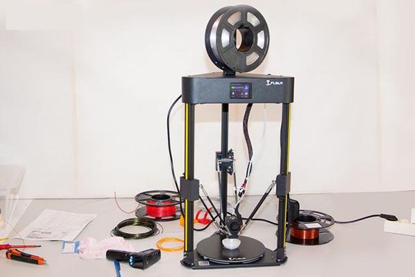 FLsun Q5 Delta 3D Printer Review 62
