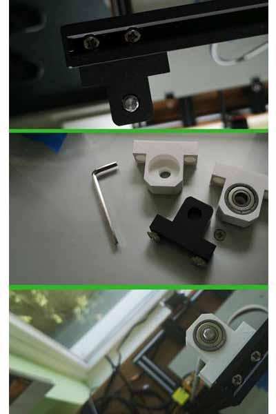 Alfawise U30 3D Printer Review 4