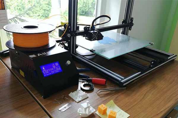 Alfawise U30 3D Printer Review 6