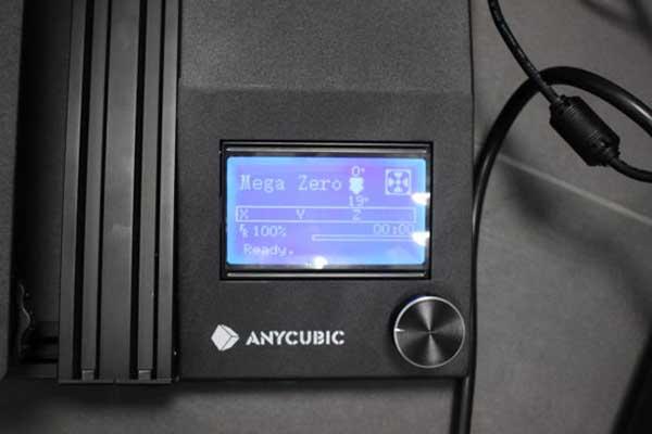 Anycubic Mega Zero Review 9