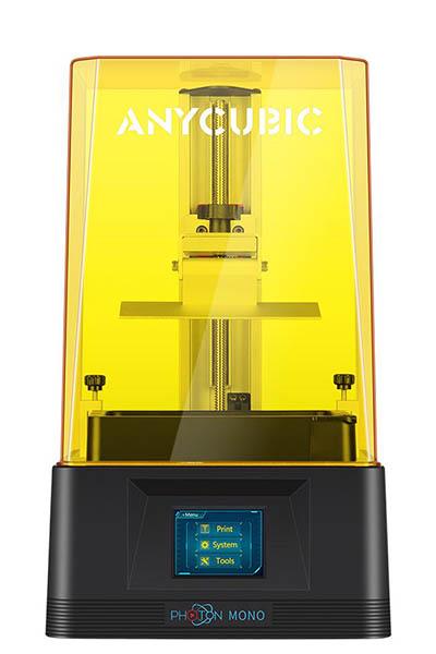 Best Resin 3D Printer Under $500 1