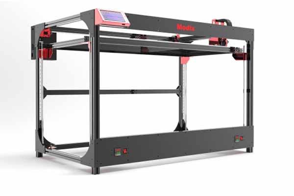 Modix 120X V3 3D Printer Review 1