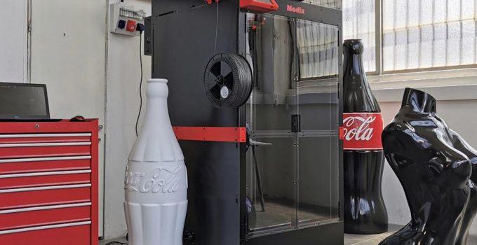 Modix Big 120Z 3D Printer Review 67