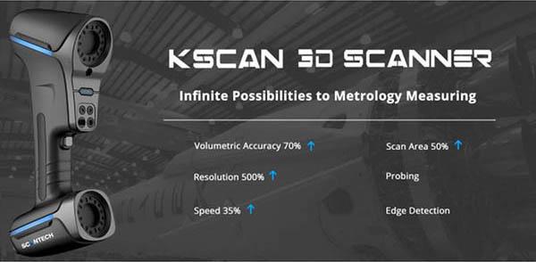 Scantech KSCAN20 3D Scanner Review 1
