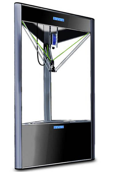 Delta Wasp 60100 3D Printer Review 2
