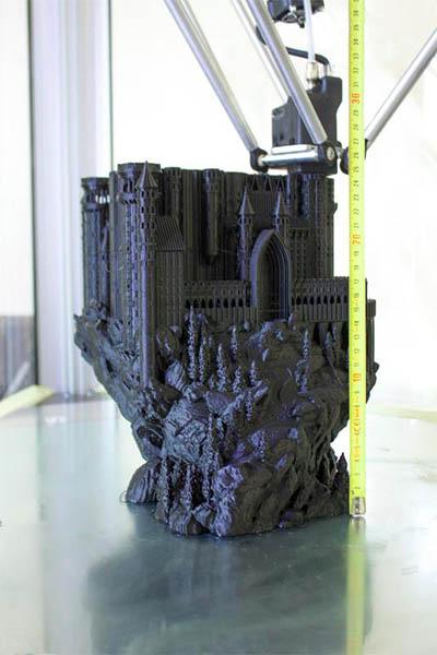 Delta Wasp 60100 3D Printer Review 3