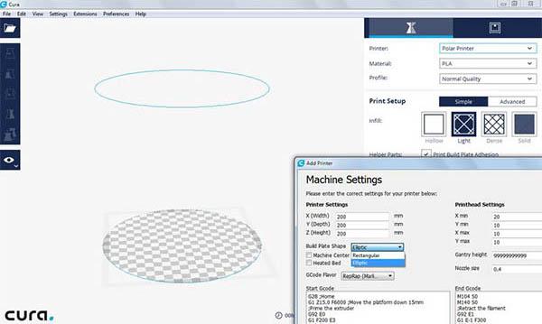 Delta Wasp 60100 3D Printer Review 12