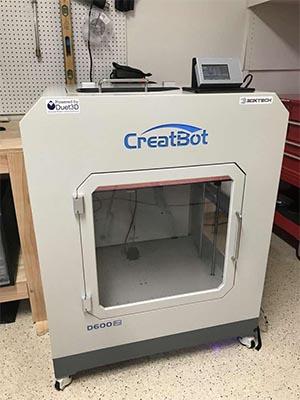 CreatBot D600 & D600 Pro Review 11