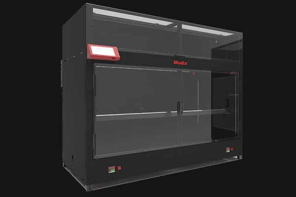 Modix 120X V3 3D Printer Review 2