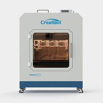 CreatBot D600 & D600 Pro Review 2