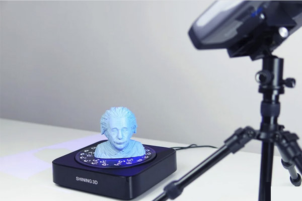 Shining 3D EinScan Pro 2X Plus 3D Scanner Review 6