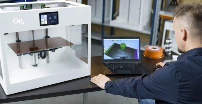 CraftBot Flow IDEX XL 3D Printer Review