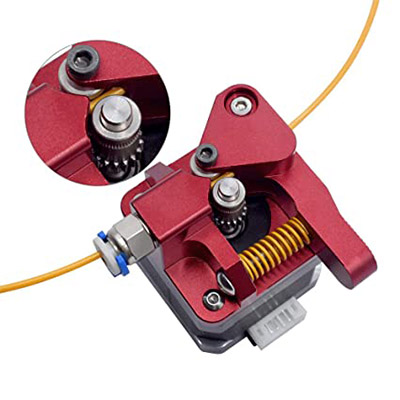Dual Drive Extruder