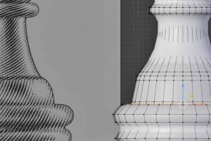 How to Add Vertices in Blender