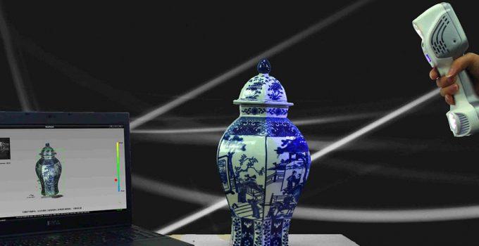 ScanTech iReal 2S 3D Scanner