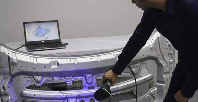Scantech AXE-B11 3D Scanner