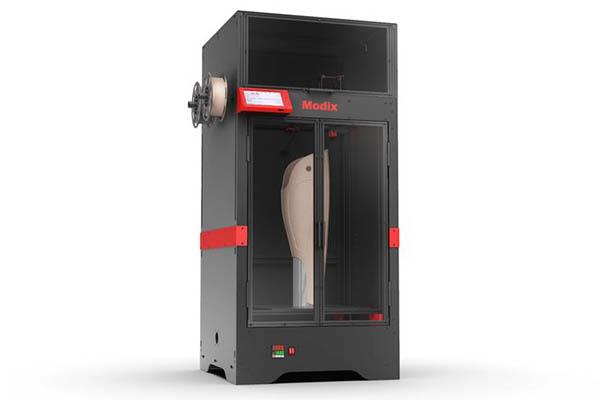Modix Big 40 3D Printer Review 2