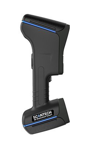 Scantech AXE-B11 3D Scanner Review 1