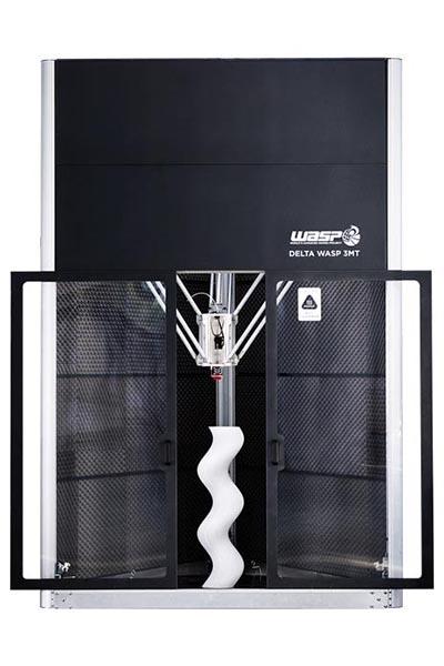 Delta Wasp 3MT Industrial 4.0 3D Printer Review 6