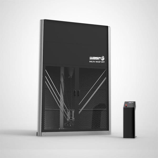 Delta Wasp 3MT Industrial 4.0 3D Printer Review 7