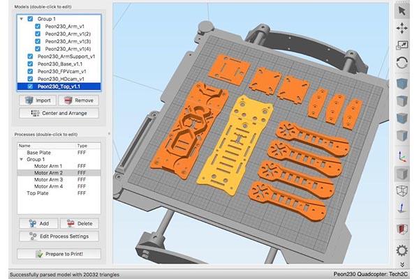 Delta Wasp 3MT Industrial 4.0 3D Printer Review 9