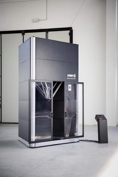 Delta Wasp 3MT Industrial 4.0 3D Printer Review 1
