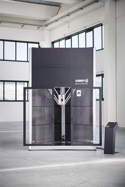 Delta Wasp 3MT Industrial 4.0 3D Printer Review 2