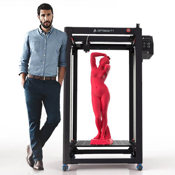 Optimus P1 3D Printer Review 1