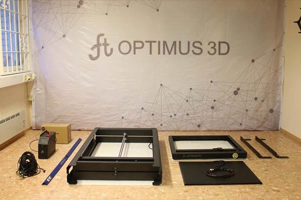 Optimus P1 3D Printer Review 4