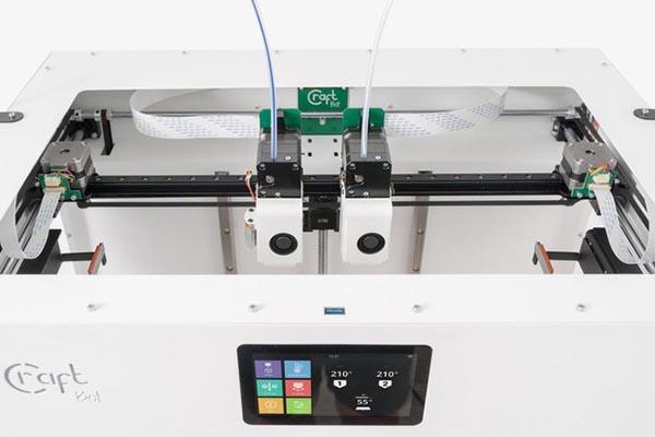 CraftBot Flow IDEX XL 3D Printer Review 3