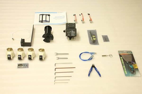 Optimus P1 3D Printer Review 5