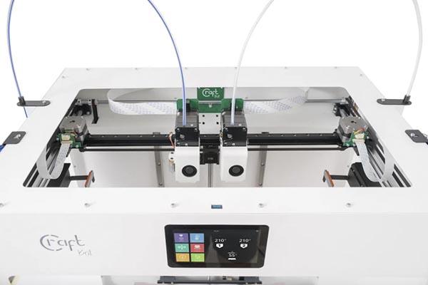 CraftBot Flow IDEX XL 3D Printer Review 6