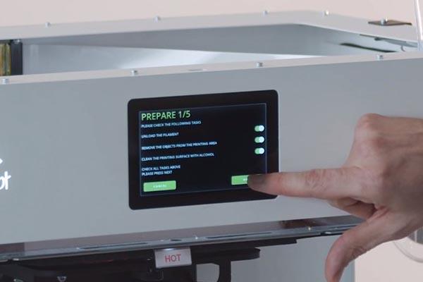 CraftBot Flow IDEX XL 3D Printer Review 7