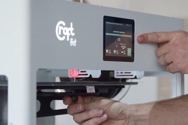 CraftBot Flow IDEX XL 3D Printer Review 11
