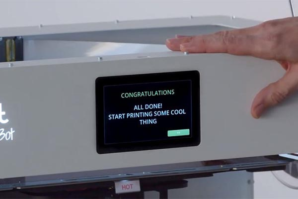 CraftBot Flow IDEX XL 3D Printer Review 14