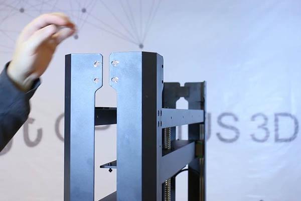 Optimus P1 3D Printer Review 6
