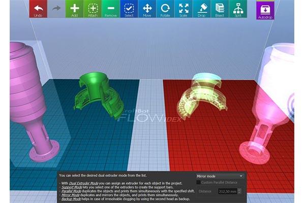 CraftBot Flow IDEX XL 3D Printer Review 15