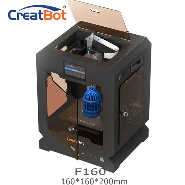 CreatBot F160 PEEK 3D Printer Review 3