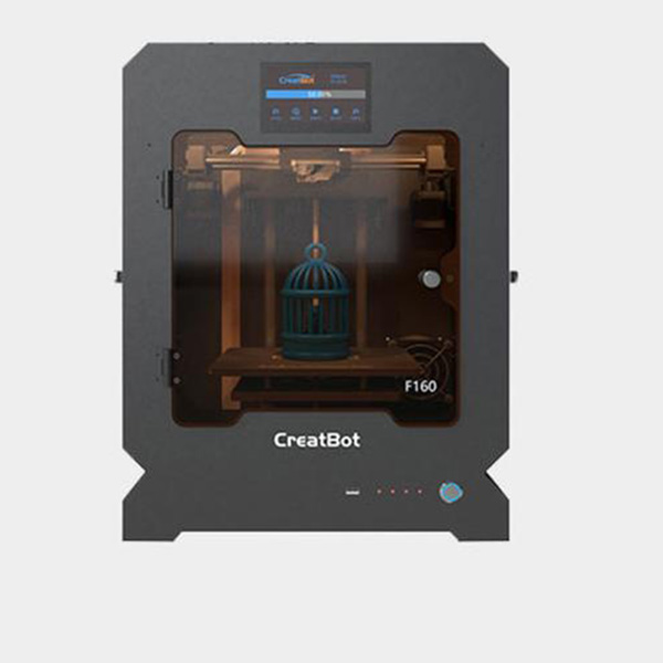 CreatBot F160 PEEK 3D Printer Review 6