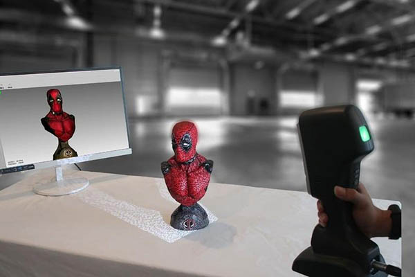 ScanTech iReal 2S 3D Scanner Review 1