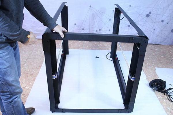 Optimus P1 3D Printer Review 12